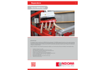 Redoma SE Series Separators - Up to 6000 kg/h - Brochure