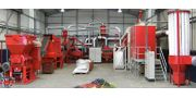 Highly Automated and Efficient Cable Recycling Plant