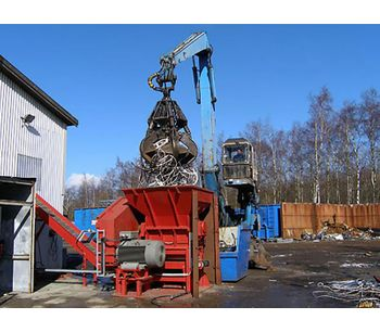 Highly Automated and Efficient Cable Recycling Plant-1