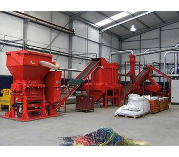 Highly Automated and Efficient Cable Recycling Plant-2