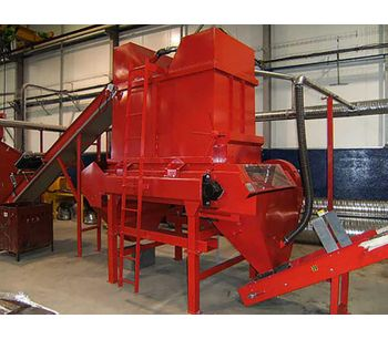 Highly Automated and Efficient Cable Recycling Plant-3