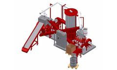 Redoma - Model Powercat A - Cable Recycling Plant - Up to 700 kg/h