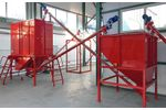 Redoma - Model ESS Series - Electrostatic Separation System - Up to 1350 kg/h