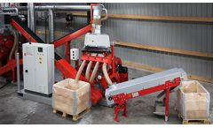 Redoma - Model SE Series - Separators for Cable Recycling Plants - Up to 6000 kg/h