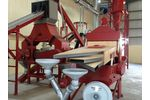 Redoma - Model PC 12C & PC 15C - Aluminium and Copper Fines Sorting Classifier Up to 1300 kg/h