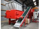 Redoma - Model MRC 45-1350 - Multi Purpose Rough Waste Choppers - Motor 45 kw