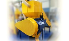 Redoma - Model GR 22-350 - Granulator for Chopping of Cables - Motor 22 kw