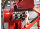 Redoma - Model GR 45-660 - Granulator for Chopping of Cables
