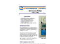 ESC - Model Z-800 - Handheld Ammonia Monitor