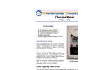 ESC - Model Z-400 - Hand Held Chlorine Meter - Brochure