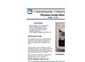 ESC - Model Z-100 - Hand Held Ethylene Oxide Meter - Brochure