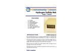 ESC - Model Z-900XP - Portable Desktop Hydrogen Sulfide Meter - Brochure