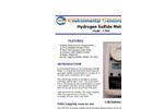 ESC - Model Z-900 - Hand Held Hydrogen Sulfide Meter - Brochure