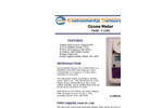 ESC - Model Z-1200 - Hand Held Ozone Meter - Brochure
