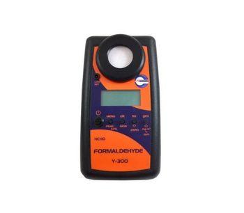 ESC - Model Y Series - Toxic Vapor Meters