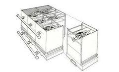 Aquafan - Model B6A - Modular Cooling Tower System