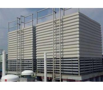 Aquafan - Turbine Powered Cooling Tower