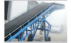 ZK Corp - Mobile Belt Conveyor