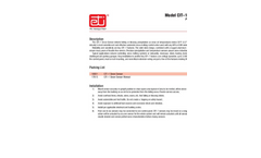 Aerial Snow Sensor CIT-1 Manual