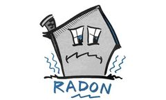 Where did Radon gas come from?