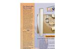 Carpet Plastic Brochure