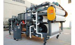 DOYEN - Sludge Treatment Machine