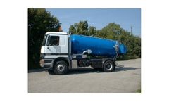 Model HSC 8000 - Sewer Cleaning Trucks