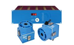 DynOptic - Model DSL-240 MkIII - Single Pass Dust Monitor For Monitoring Dust Emissions using DDP