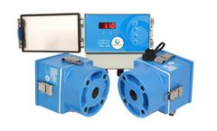 DynOptic - Model DSL-340 MkIII - Double Pass Dust Monitor For Monitoring Dust Emissions Using DDP