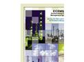E!CEMS™,  Environmental Data Management System Brochure