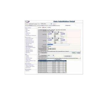 E!CEMS - Environmental Data Management Software