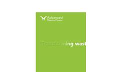Advanced Plasma Power Brochure
