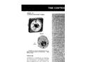 191 Pushbutton Reset Timer 19104A6  Brochure