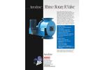 Aerodyne Rhino - Model R - High Capacity Rotary Valve Brochure