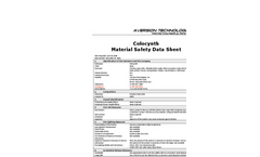 Colocynth Material Safety Data Sheet