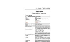 Nonivamide Material Safety Data Sheet