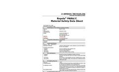 Repela Para Material Safety Data Sheet