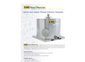 ESD - Vapor and Liquid Activated Carbon Vessels - Datasheet