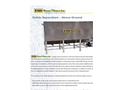 ESD Waste2Water - Above Ground Solid Separator Brochure