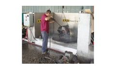 ESD Waste2Water - Above Ground Wash Water Recycling System