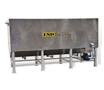 ESD Waste2Water - Above Ground Solid Separator