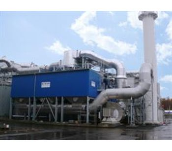 Humid, corrosive and malodorous waste gases - Air and Climate