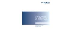 CTP Pilot Units - Brochure