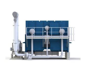 CTP - Hybrid Regenerative Thermal Oxidation System