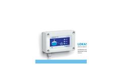 LOKASET R, Wireless Tank Full Alarm, Installation and Operation Instructions