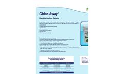 InduTAB - Calcium Hypochlorite Tablets Brochure