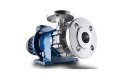 Sondermann - Model MM Type 1 MM BG 1 - Stainless Steel Pumps