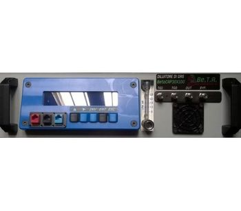 Model BetaCAP30X100 - Gas Diluter With Two Diluting Range