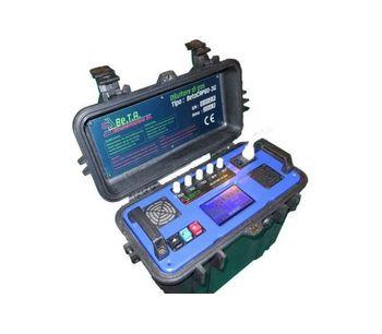 Model BetaCAP60-3G - Double Gas Diluter