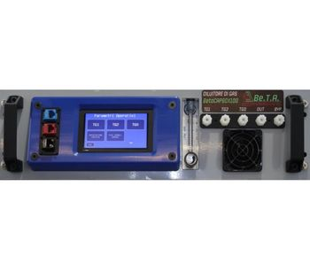 Compact Gas Diluter With 3 Inputs Pre-Dilution Systems-1